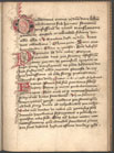 First volume purchased by the Friends of the University of Sydney Library, 15th century mass book mss